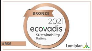 Lumiplan_RSE_Ecovadis_2021